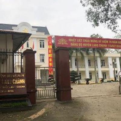 Bị kỷ luật, Trưởng Phòng TN&MT ở Thanh Hóa sang làm Trưởng Phòng Tư pháp