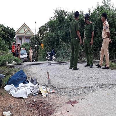 Người phụ nữ Quảng Bình cố vượt gác chắn bị tử vong
