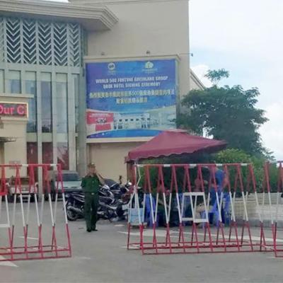 Hơn 380 người Trung Quốc tham gia đường dây đánh bạc trong khu Our City ở Hải Phòng